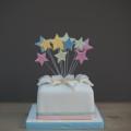 Explosion Cake!