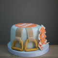 Horse Riders Heaven Cake