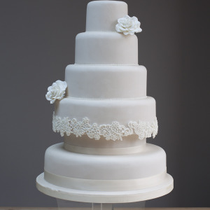 Wedding & Tiered Cake Class - Intermediate