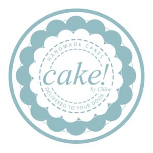 Cake! By Chloe Logo