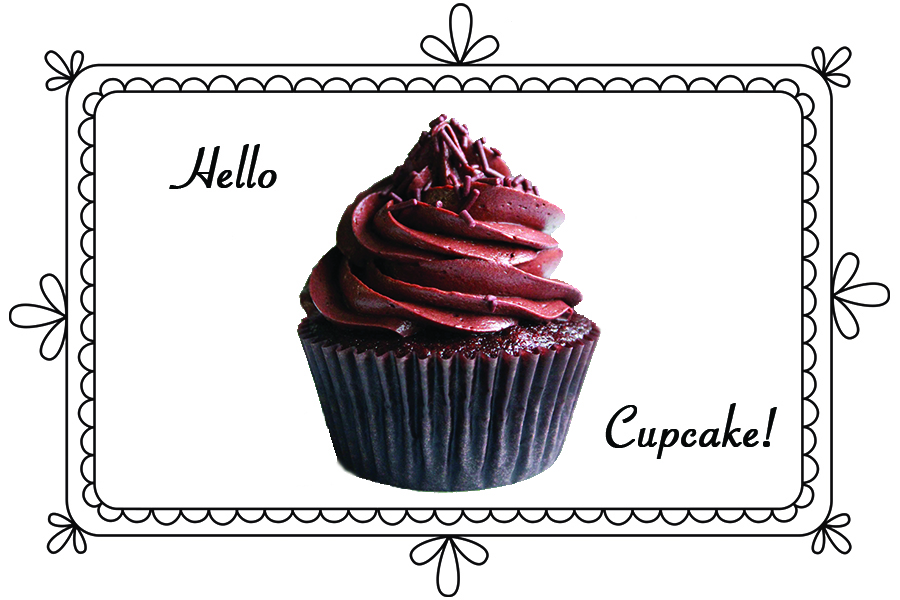 Chocolate Ganache Cupcake Recipe