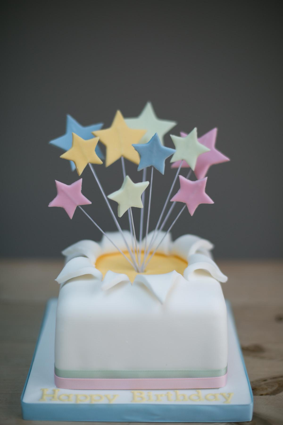 Explosion Cake Cake By Chloe